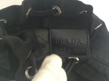 d64abfb24dfc プラダ(PRADA) ポーチ ポコノ ブラック 15090702 – ブランド宅配買取 ...